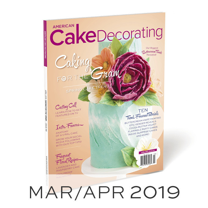 American Cake Decorating APR 2019 Issue 419