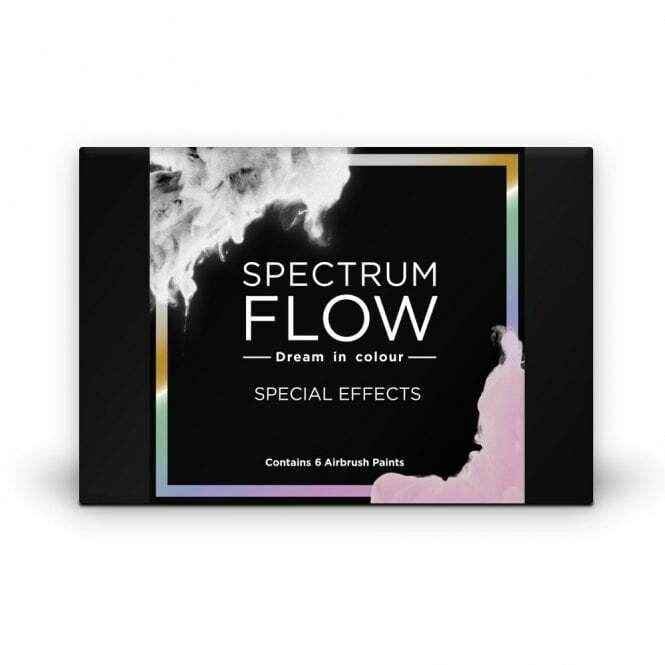 SF Special Effects Set Of 5
