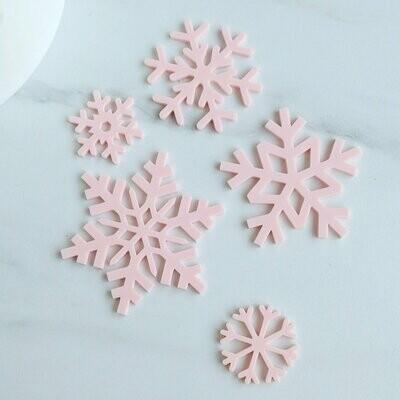 Sweet Stamp Snowflake Elements