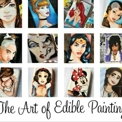 FOR REGISTRATION, CLICK HERE: https://www.youcancallmesweetie.com/product-page/art-of-edible-painting-character-tba-orlando-fl-december-16th-10am-6pm Art of Edible Painting (Character TBA) December 16