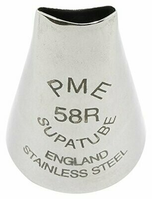 PME No. 58R Right Handed Petal Tube
