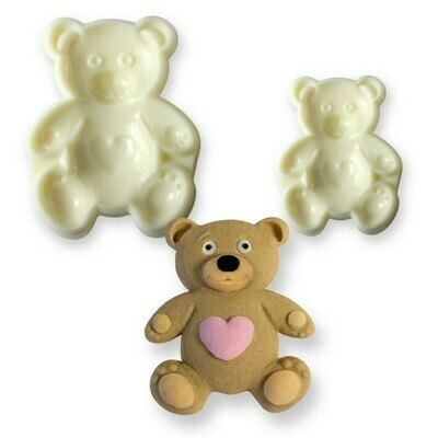 JEM Pop It Teddy Bear Mold