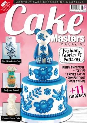 Cake Masters Magazine Sept 2019 issue 84