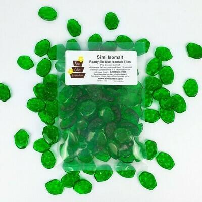 Simi Isomalt Green