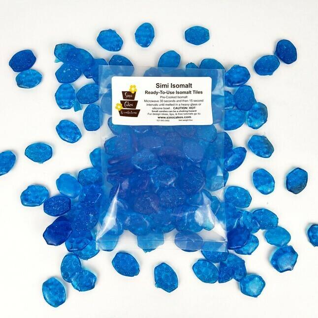 Simi Isomalt Light Blue