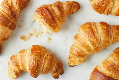Amazing CROISSANT Beginners Class, with Master Pastry Chef Angie Lopez on  November 2nd from 1pm-5pm. Complete Baking Class All-Inclusive. Only $95