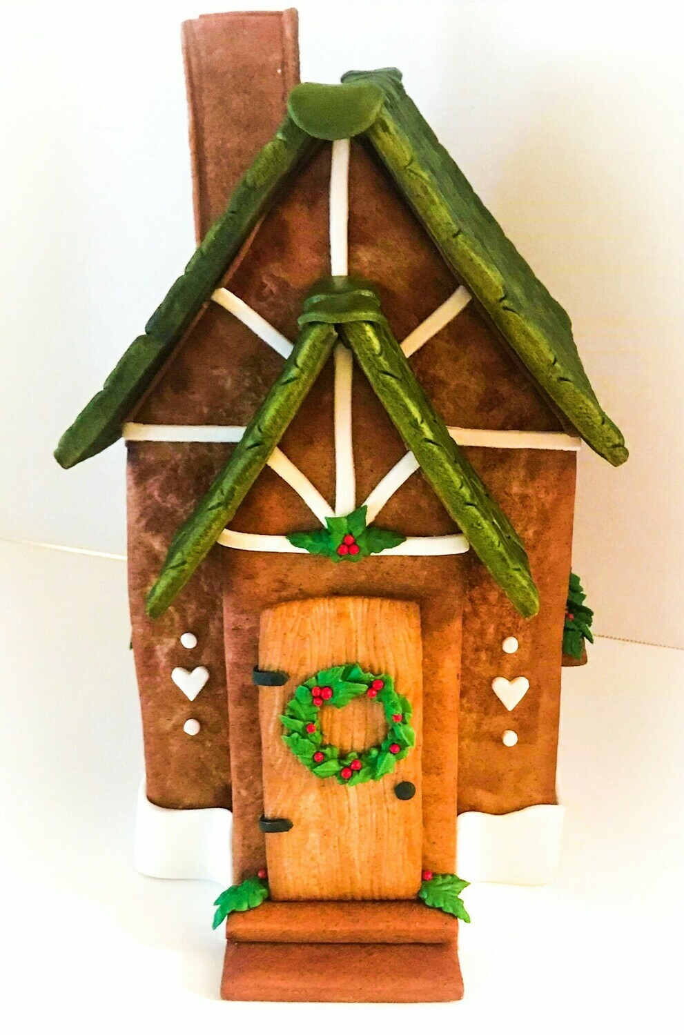 Gingerbread Chalet  Master Class with Pat Ashley Howard; National Gingerbread Champion! Full-day class on December 8th at @9am-5pm All Inclusive!  Light Luch will be served!