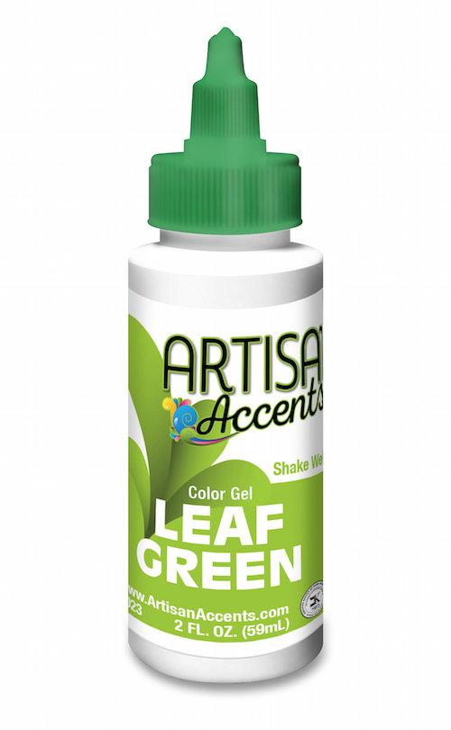 AA Leaf Green Gel