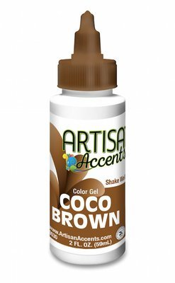 AA Coco Brown Gel