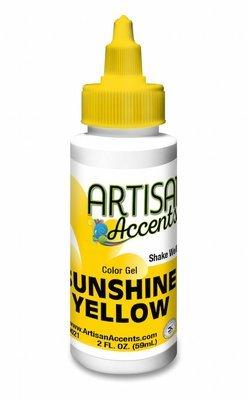 AA Sunshine Yellow Gel