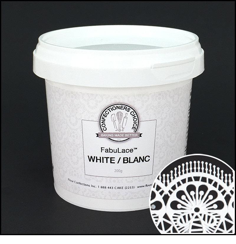 FabuLace White 500g