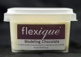 Flexique Modeling Chocolate 1lb