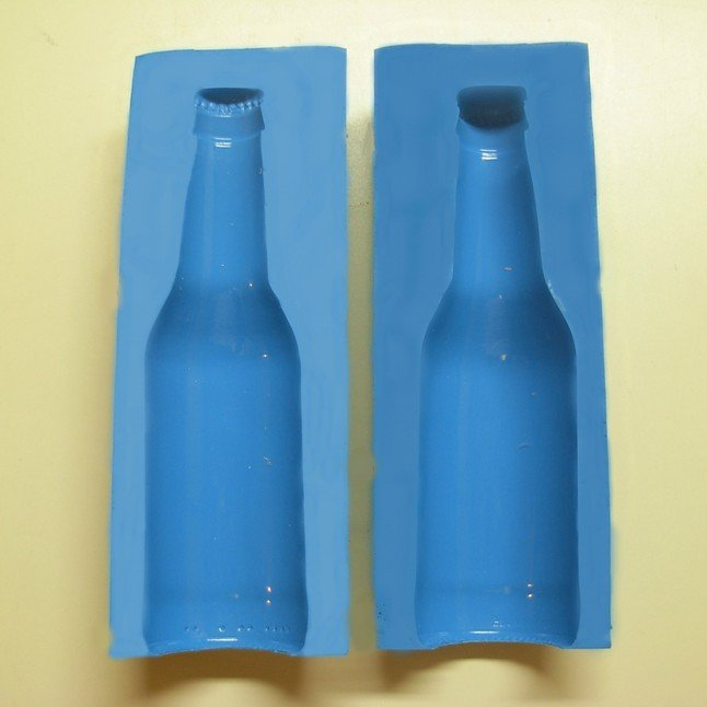 Simi Beer Bottle Mold