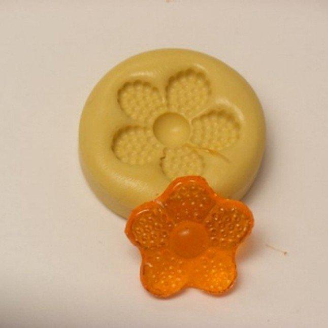 Simi Button Flower