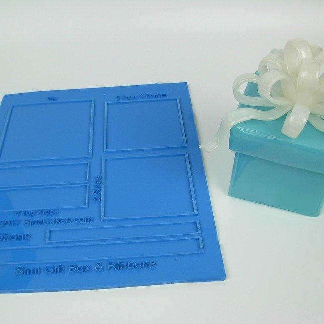 Simi Gift Box Sculpture Mat