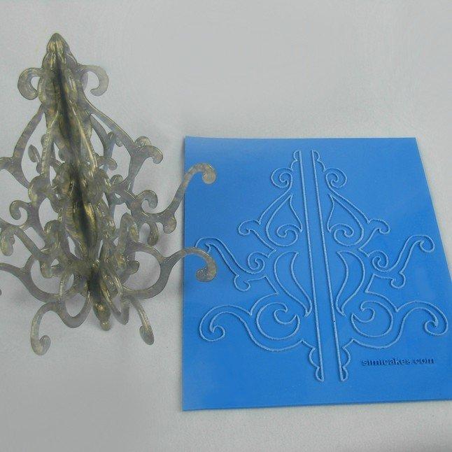 Simi Sculpture Kit Chandelier