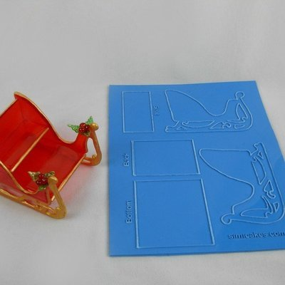 Simi Sculpture Kit Sleigh