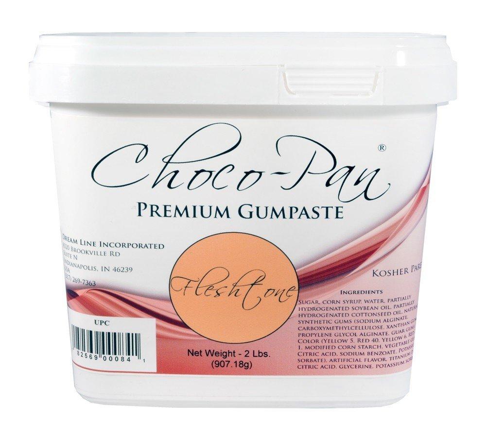 Choco-Pan Fleshtone Gum Paste 2lb