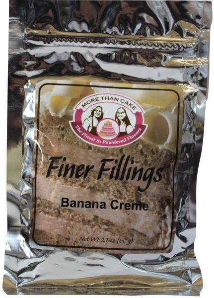 Finer Fillings Banana Creme
