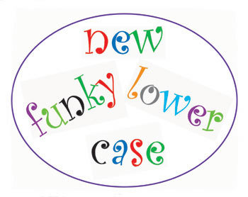 FMM Funky Alphabet LC