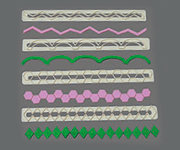 FMM Geometric Edging Set 17-20