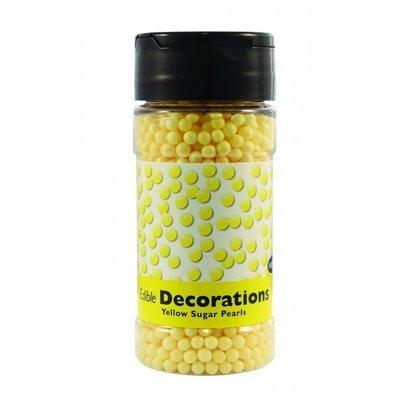PME Yellow Sugar Pearls