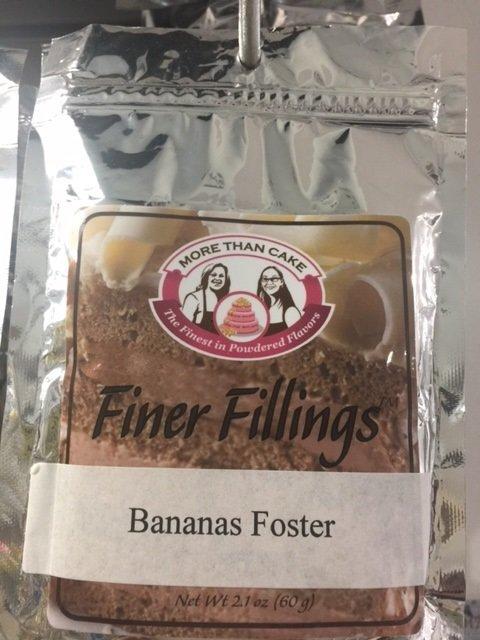 Finer Fillings Bananas Foster