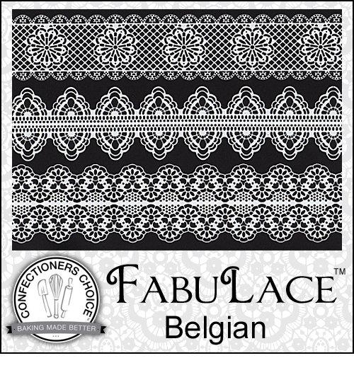 FabuLace Mat Belgian