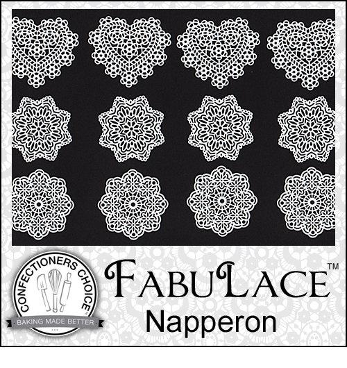 FabuLace Mat Napperon