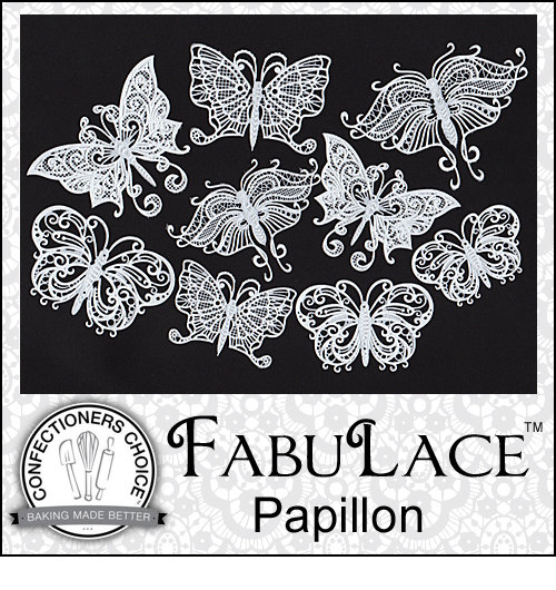 FabuLace Mat Papillon