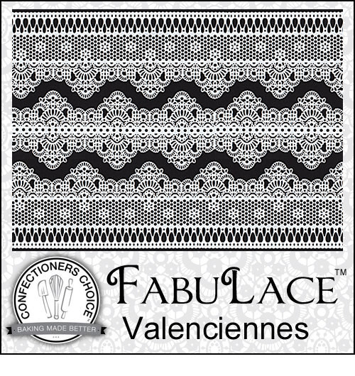 FabuLace Mat Valenciennes