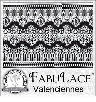 FabuLace Mat Valenciennes