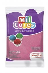 Pink Colored Sugar