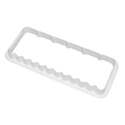 """FD Scalloped Frill Cutter 5 ⅜"""" x 1 ¾"""""""