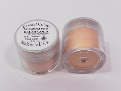 Crystal Colors Blush Gold