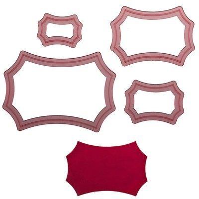Isabella Frame Cutter Set