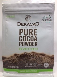 Dekacao Chocolate Cocoa Powder 8oz