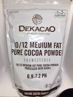 Dekacao Chocolate Cocoa Powder 3lbs