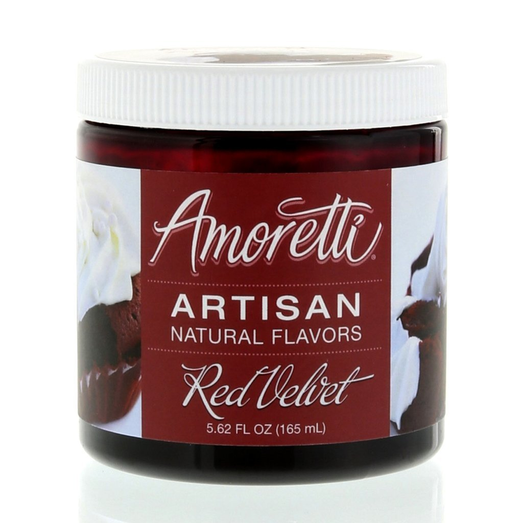 Amoretti Red Velvet Flavoring