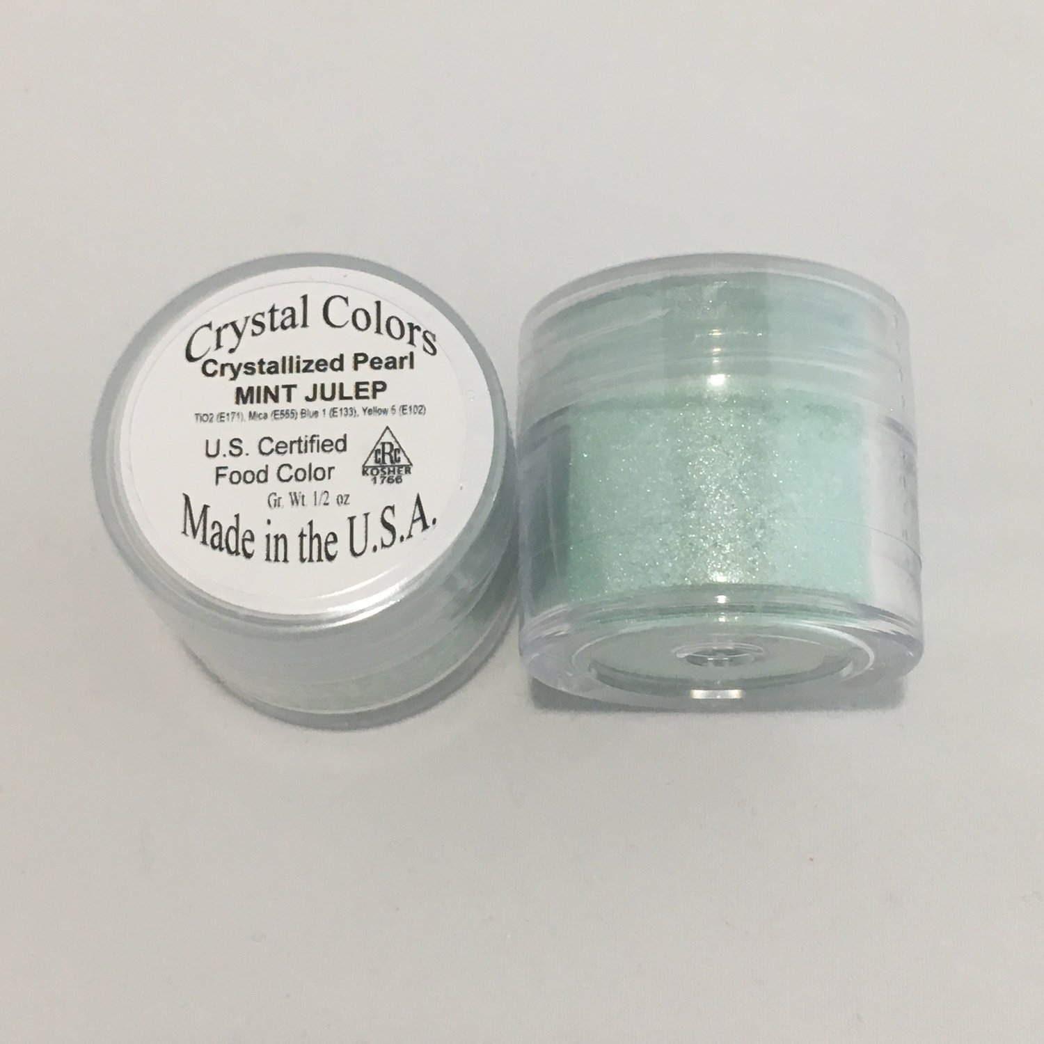 Crystal Colors Mint Julep