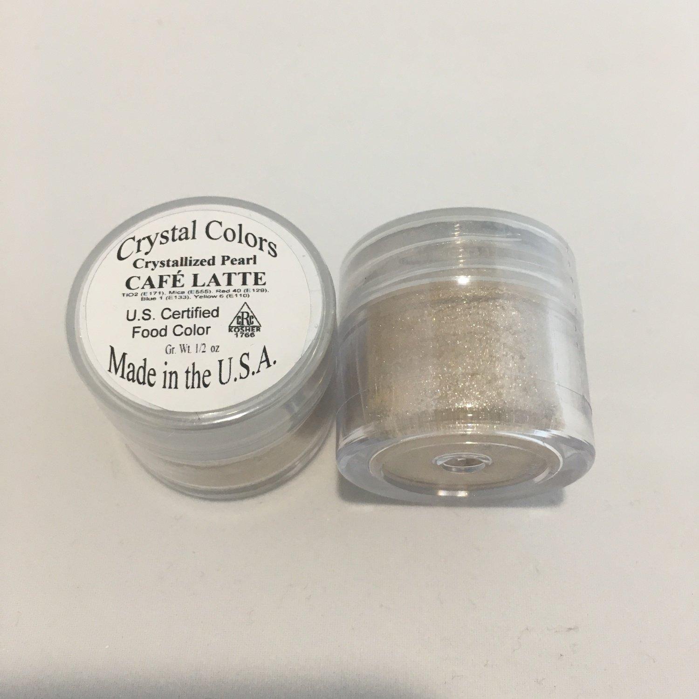 Crystal Colors Cafe Latte