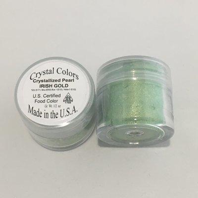 Crystal Colors Irish Gold