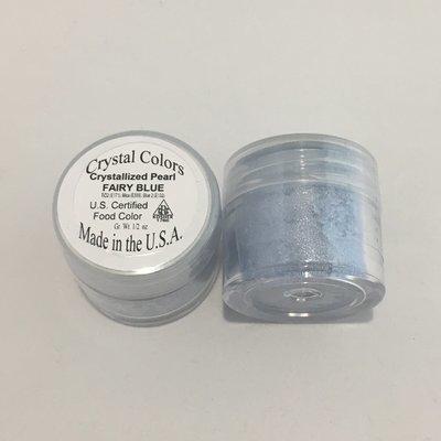 Crystal Colors Fairy Blue