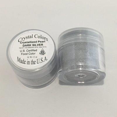 Crystal Colors Dark Silver