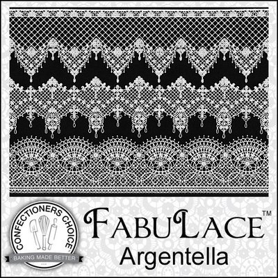 FabuLace Mat Argentella