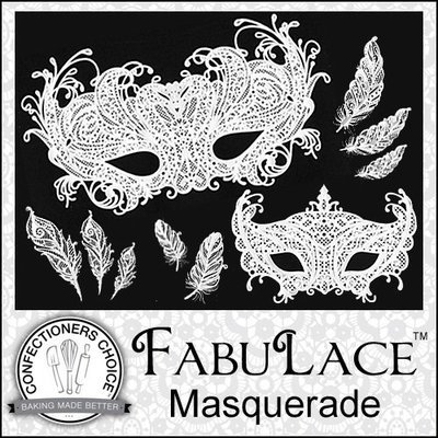 FabuLace Mat Masquerade