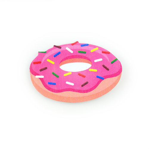 Strawberry Donut Sticker