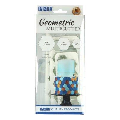 Geometric MultiCutter Hexagon