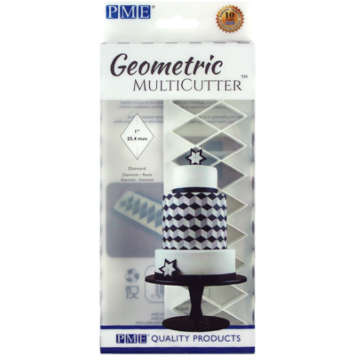 Geometric MultiCutter Diamond