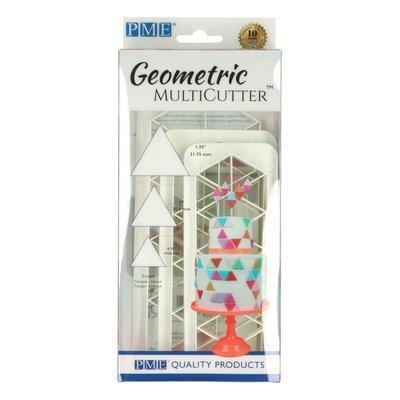 Geometric MultiCutter Triangle
